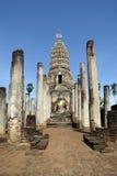Phra Si Ratana Mahaphat Stock Photo