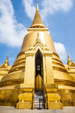 Phra Si Rattana Chedi Royalty Free Stock Photos