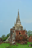 Phra si sanphet temple. Stock Images