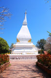 Phra That Si Song Rak temple, Wat Phra That Si Song Rak, Loei Thailand. Phra That Si Song Rak temple at Loei Thailand Stock Image