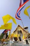 phra singh świątynia Fotografia Royalty Free