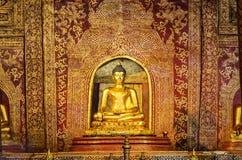 Phra Singh Royaltyfri Bild