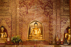 Phra Singh buddha Stock Photo