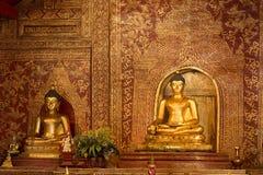 Phra Singh buddha. Phra Singh statue of Viharn Lai Kam Wat Phra Singh  of Chiang Mai Stock Photography