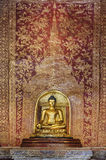 Phra Singh. Buddha statue at Wat Phra Singh, Chiang Mai, Thailand Stock Images