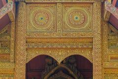 Phra singh de Wat Foto de Stock Royalty Free