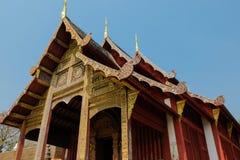 Phra singh de Wat Fotos de Stock