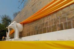 Phra singh de Wat Imagem de Stock