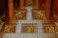 Phra singh de Wat Fotos de Stock Royalty Free