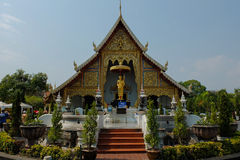 Phra singh de Wat Fotografia de Stock Royalty Free