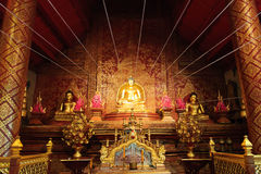 Phra singh de Wat Photo stock