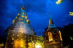 Phra singh de Wat Image libre de droits