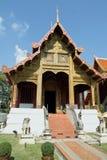 Phra singh de Wat en Chiang Mai fotos de archivo