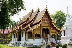 Phra singh di Wat Fotografia Stock