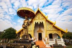 Phra singh di Wat fotografie stock