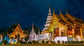 Phra Singh temple Stock Image