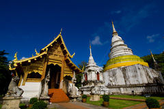 Phra Singh Temple in Thailand. Wat Phra Singh, temple in Chiangmai,Thailand Royalty Free Stock Images