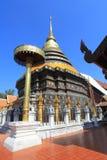 Phra som Lampang Luang, Thailand Royaltyfri Bild