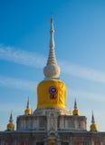 Phra som Na-Dunbuddisten parkerar royaltyfria foton