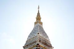 Phra som Renu Nakhon, Nakhon Phanom, Thailand arkivfoto