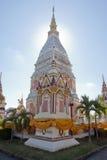 Phra som Renu Nakhon, Thailand arkivfoton