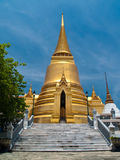 Phra Sri Ratana Chedi Photo stock