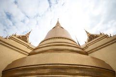 Phra Sri Ratana Chedi coverd Royalty Free Stock Images