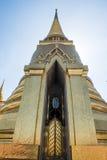 Phra Sri Rattana Chedi Zdjęcia Royalty Free