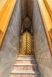 Phra Sri Rattana Chedi w świątyni Szmaragdowy Buddha Obraz Royalty Free