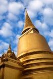 Phra Sri Rattana Chedi w Bangkok, Tajlandia Obraz Stock