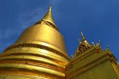 Phra Sri Rattana Chedi, Wat Phra Kaew, Tajlandia Obrazy Royalty Free