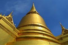 Phra Sri Rattana Chedi, Wat Phra Kaew, Tajlandia Obrazy Stock