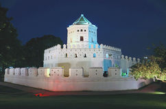 Phra Sumen Fort Stock Photography