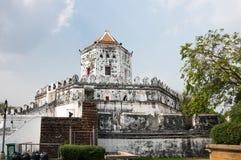 Phra Sumen Fort Royalty Free Stock Photos