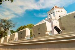 Phra Sumen Fort Bangkok, Thailand. Stock Images