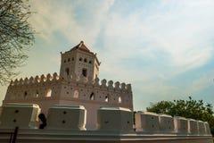Phra Sumen Fort Bangkok, Thailand. Stock Photo