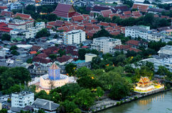 Phra Sumen Fort Stock Image