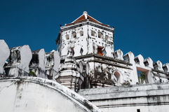 Phra Sumen Fort. In clear sky Royalty Free Stock Image