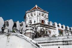 Phra Sumen Fort Royalty Free Stock Image