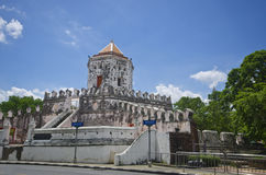 Phra Sumen Fort Royalty Free Stock Photography