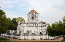 Phra Sumen Fort in Thailand Stock Photo