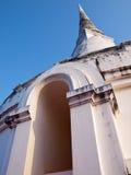Phra Sutasen Chedi in Khao Wang Stock Photography