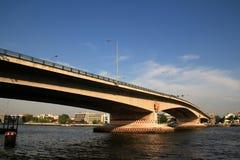 Phra szpilki Klao most Tajlandia Zdjęcie Stock