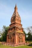 Phra Tat Phanom von Nakorn Phanom in der alten Stadt stockbild