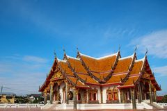 Phra Ten Choeng kmotr Obraz Royalty Free