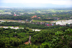 Phra Ten Chohae świątynia Zdjęcie Royalty Free
