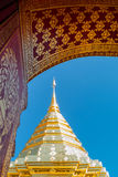 Phra Ten Doi Suthep Obraz Stock