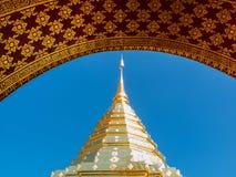 Phra Ten Doi Suthep zdjęcie royalty free