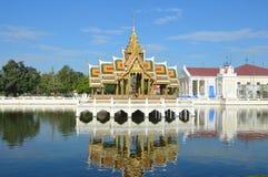 Phra Thinang Aisawan Thiphya-Art Royalty Free Stock Photography