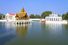 Phra Thinang Aisawan Thiphya-art Royalty Free Stock Image